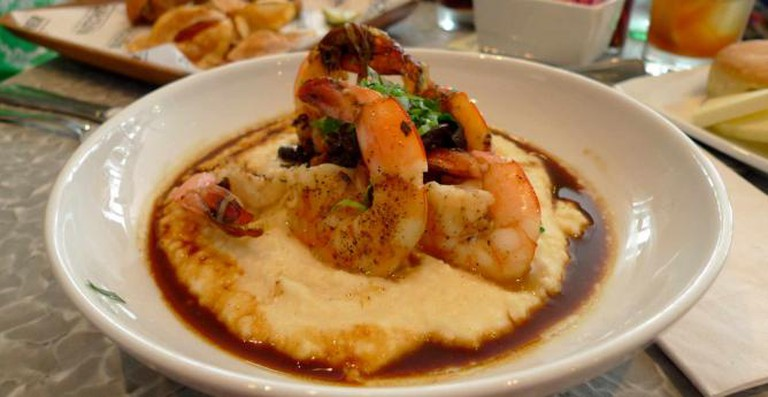 Shrimp and Grits | © Ann Larie Valentine/Flickr