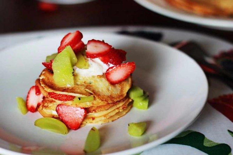 Fruity Pancakes | © Japanexperterna.se/Flickr