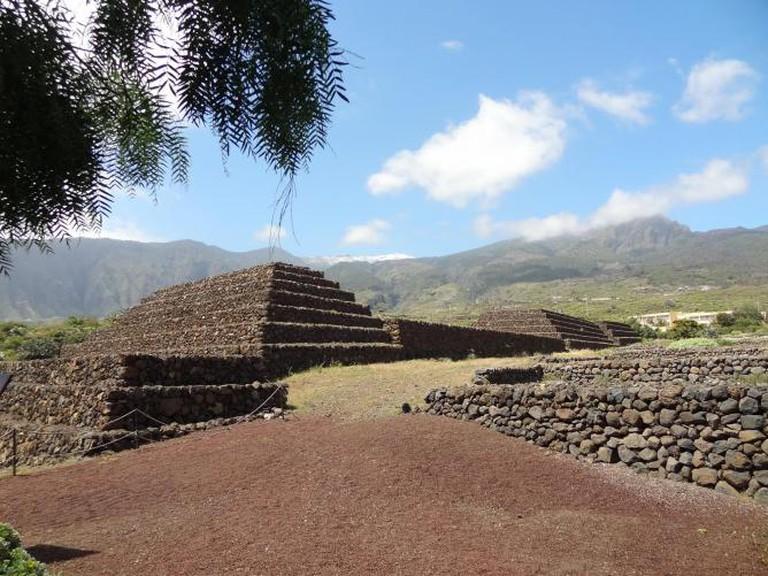 Pyramids of Güímar by Iain Cameron/Flickr
