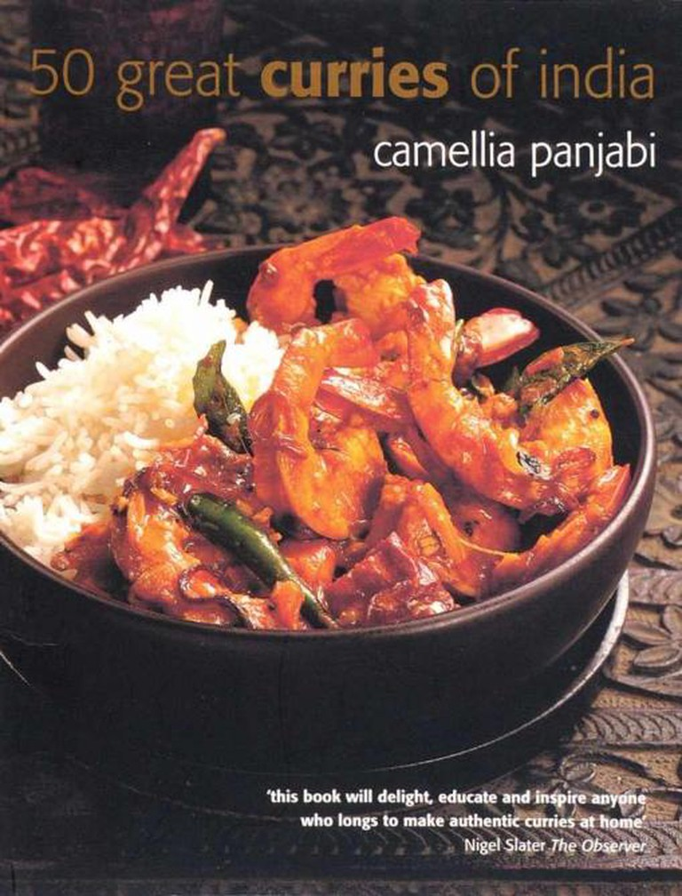 Camellia Panjabi's 50 Great Curries of India | © Kyle Cathie