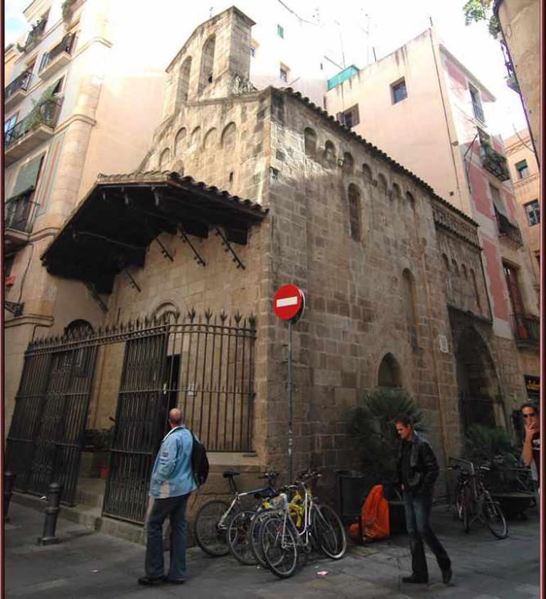 Capella de Sant Marcús, Barcelona, Cataluña, España | © Enrique Lopez-Tamayo Biosca/Flickr