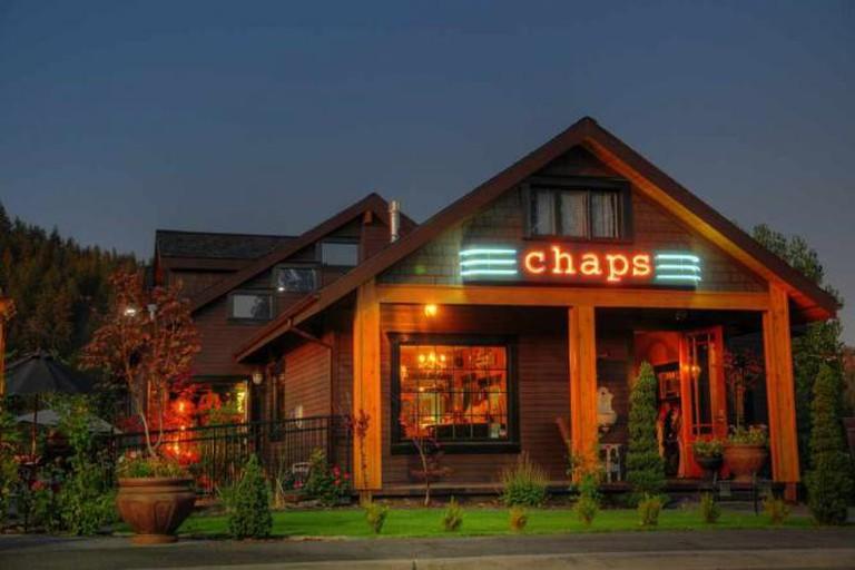 Chaps in Spokane