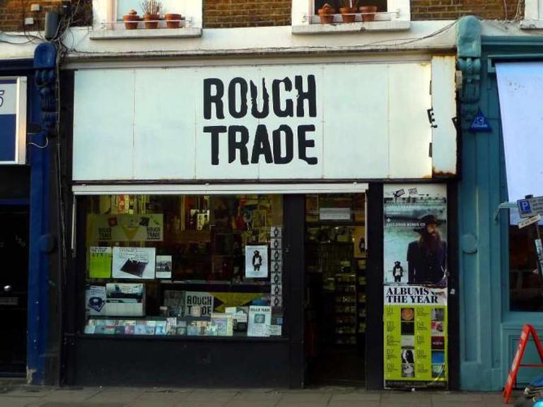 Rough Trade Records | © Ewan Munro/Flickr