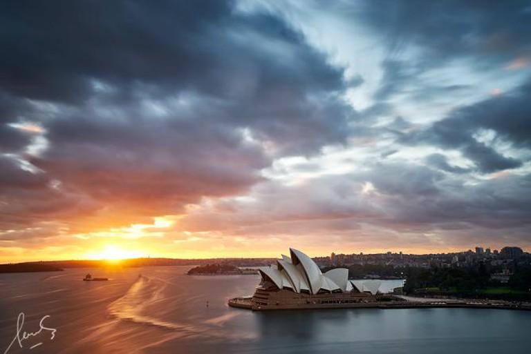 Sydney Opera House © Sacha Fernandez/Flickr