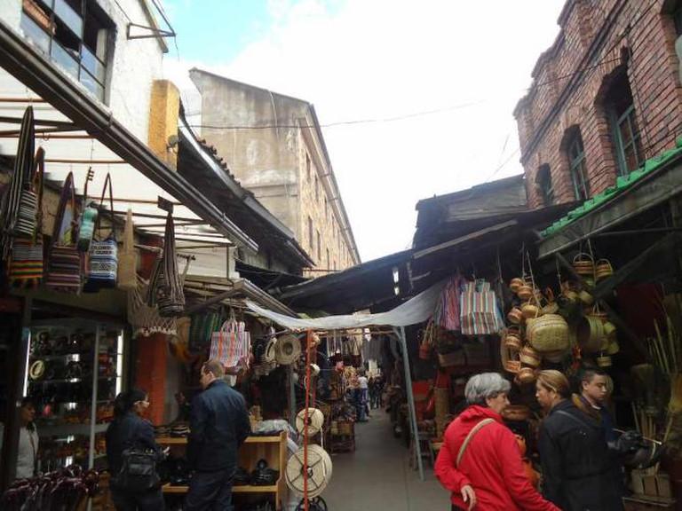 Pasaje Rivas Craft Market