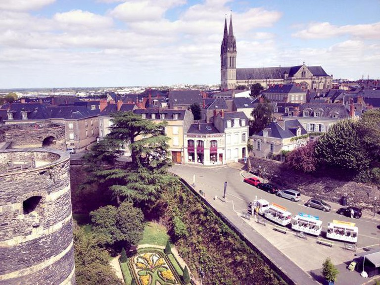 Angers, France | © JoAnna Kopp
