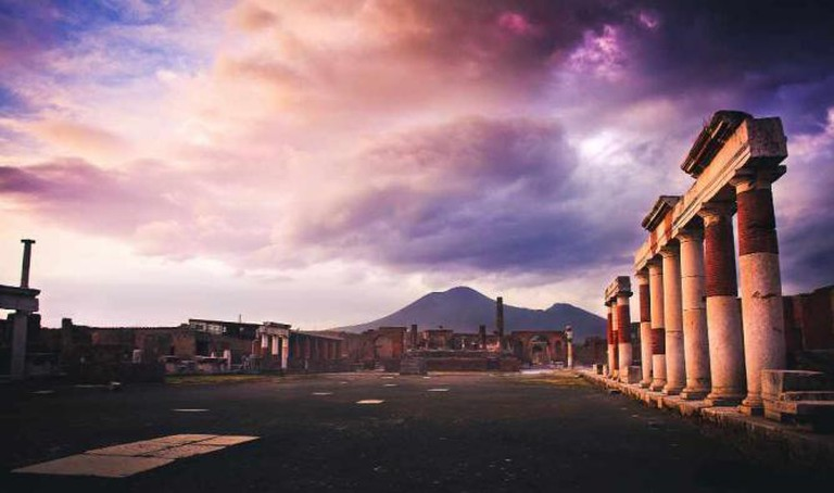Pompeii | © Nathan O'Nions/Flickr