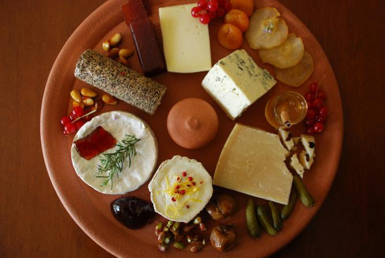 Cheese board | © Gio/Flickr
