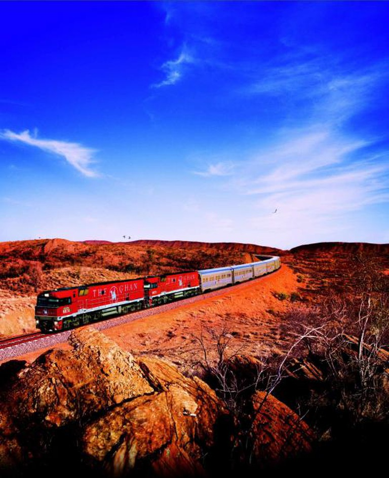 The Ghan | Courtesy Great Southern Rail