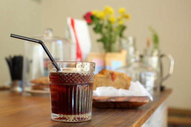 Filter coffee | © Kaie Bird/Sharing Tables