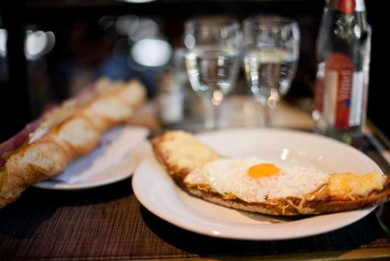 Croque madame | © Nicki Dugan Pogue/Flickr