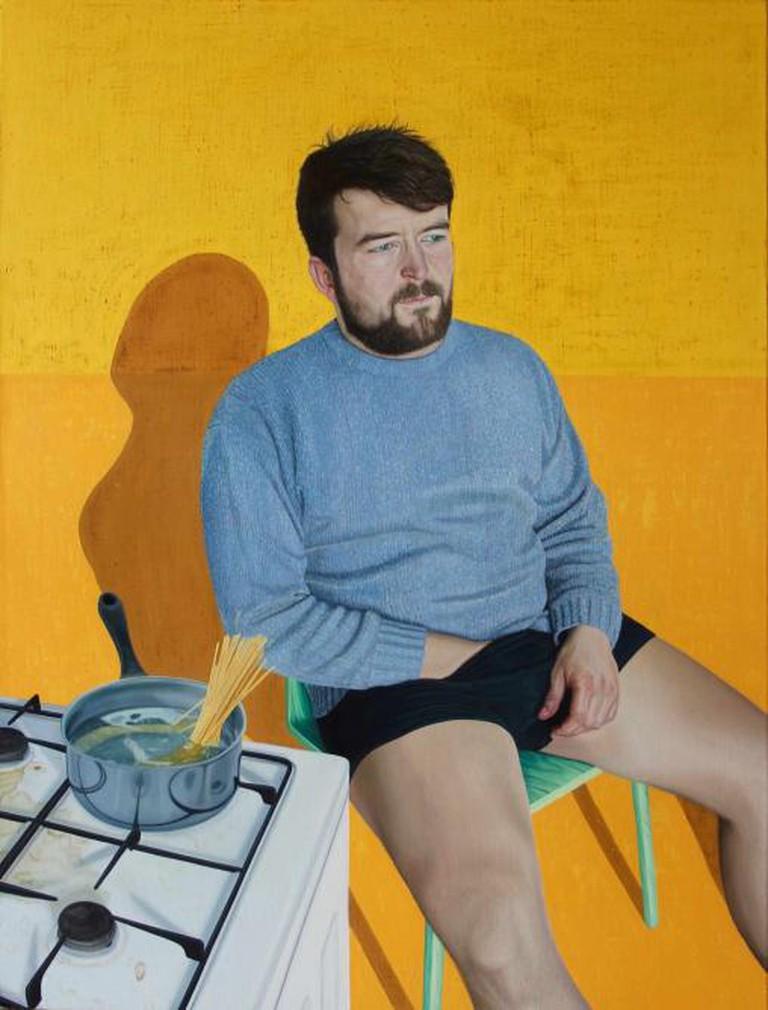 Big Softie by Tristan Pigott