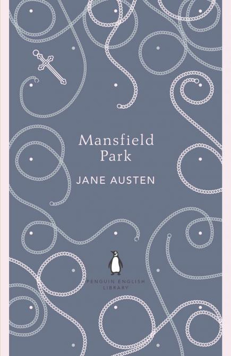 Mansfield Park | © Coralie Bickford-Smith/Penguin Books