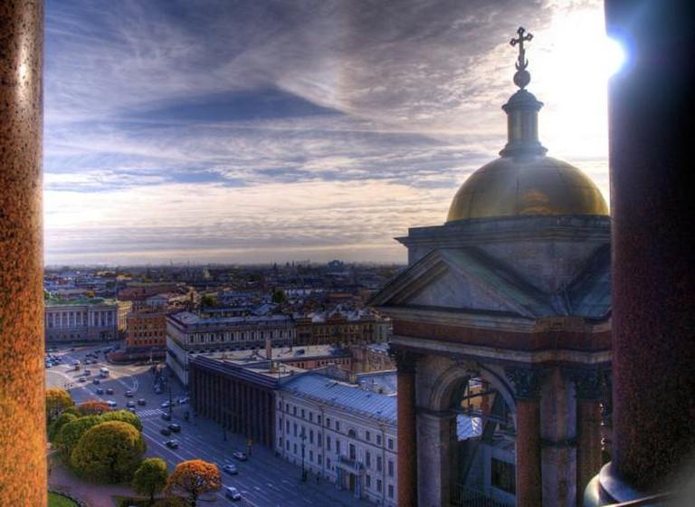 St Petersburg © Ville Miettenen/Flickr