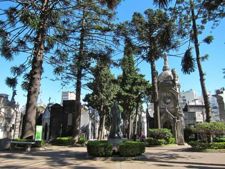 Recoleta Cemetery | Ⓒ Malingering/Flickr