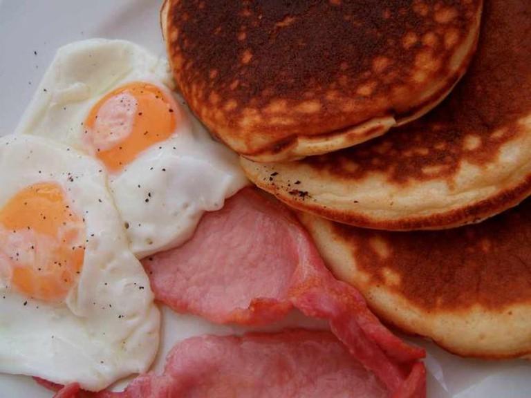 Full breakfast | Courtesy of WikiCommons