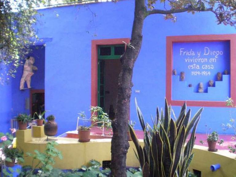 La Casa Azul | © Éclusette/WikiCommons