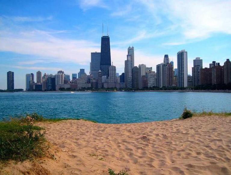 Beach skyline view | © KR1212/Flickr