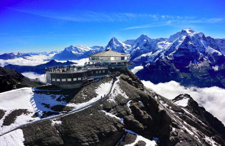 Piz Gloria, Schilthorn | Courtesy of Schilthorn