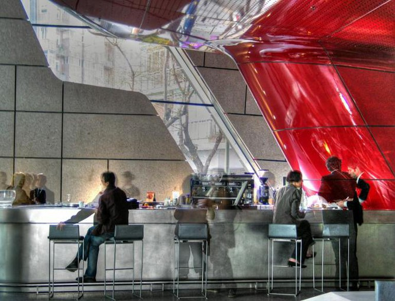 Café Reina Sofia | © Lo van den Berg/Flickr
