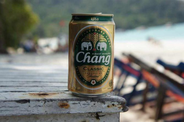Thai Beer © sachinjain.0111/flickr