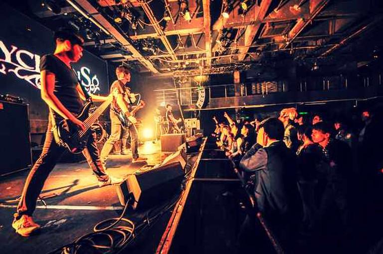 Folk metal thrashers Psyclopus