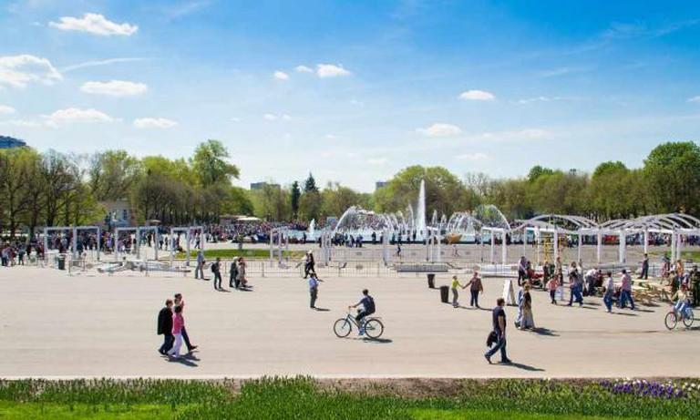 Gorky Park © Valeri Pizhanski/Flickr