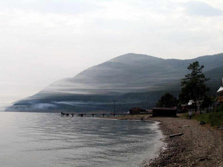 Lake Baikal at Bolshoi Koty © InvictaHOG/WikiCommons