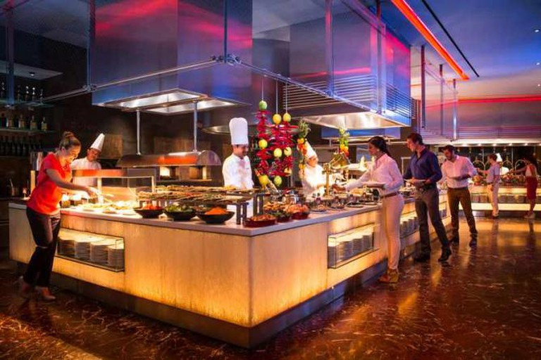Saffron – Atlantis The Palm