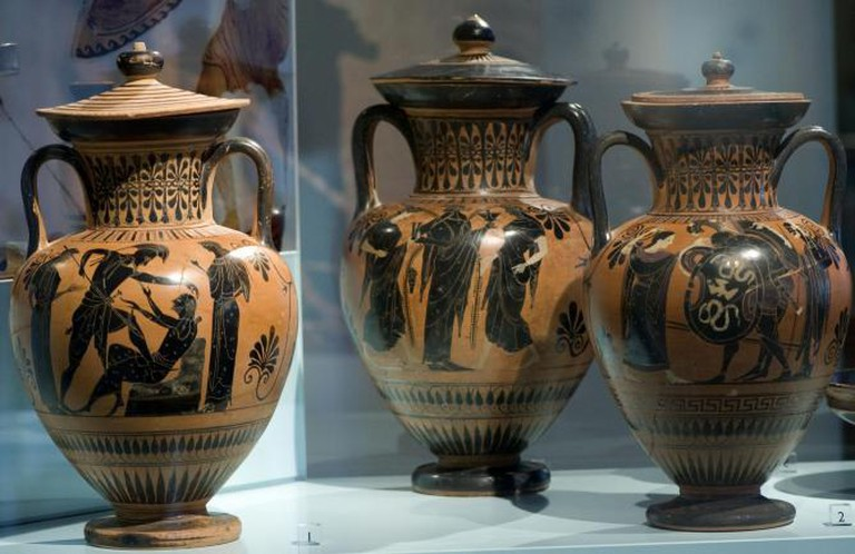 Amphora | © rob koopman/Flickr