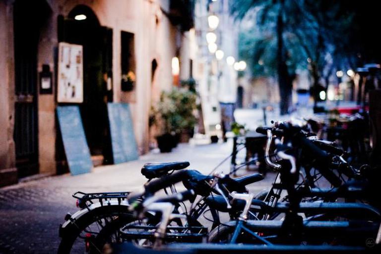 Carrer de l'Allada-Vermell | © Andrea Ciambra/Flickr