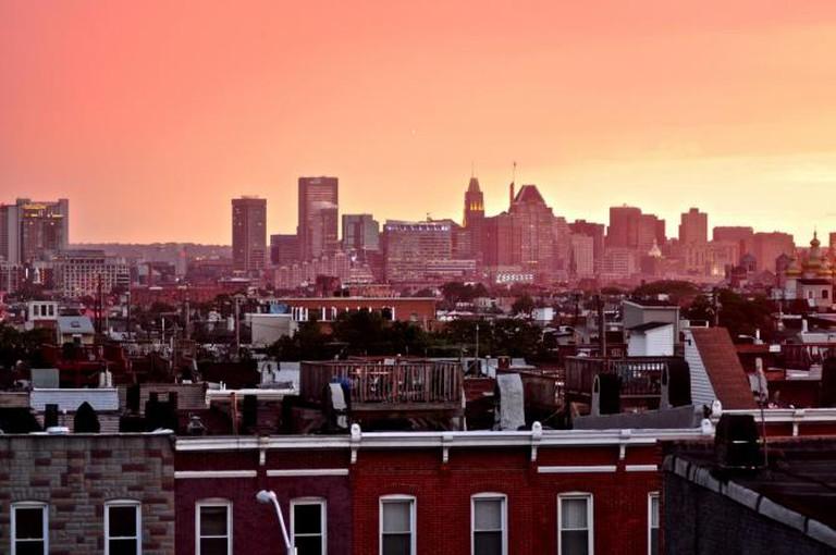 Baltimore City | © Yianni Mathioudakis/Flickr