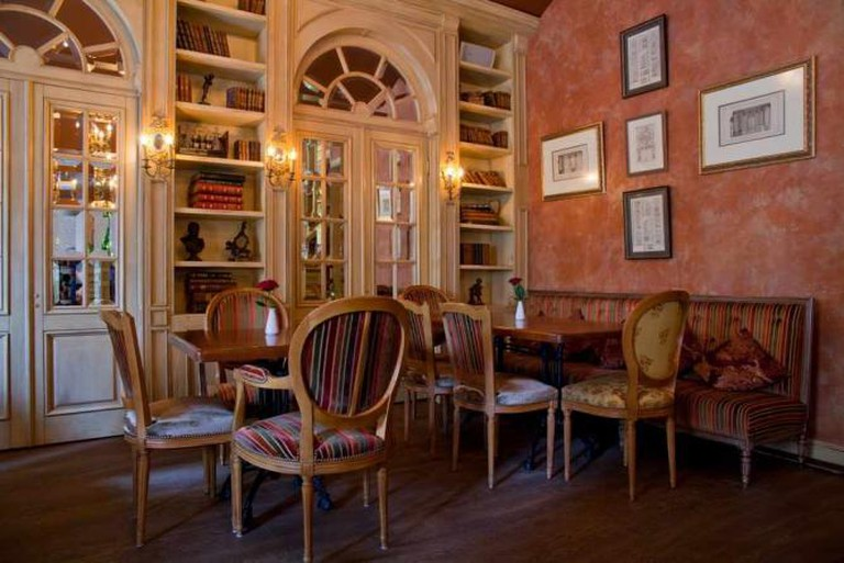Image courtesy of Cafe Michel