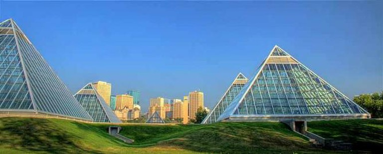 Muttart Conservatories Edmonton Alberta Canada 20A