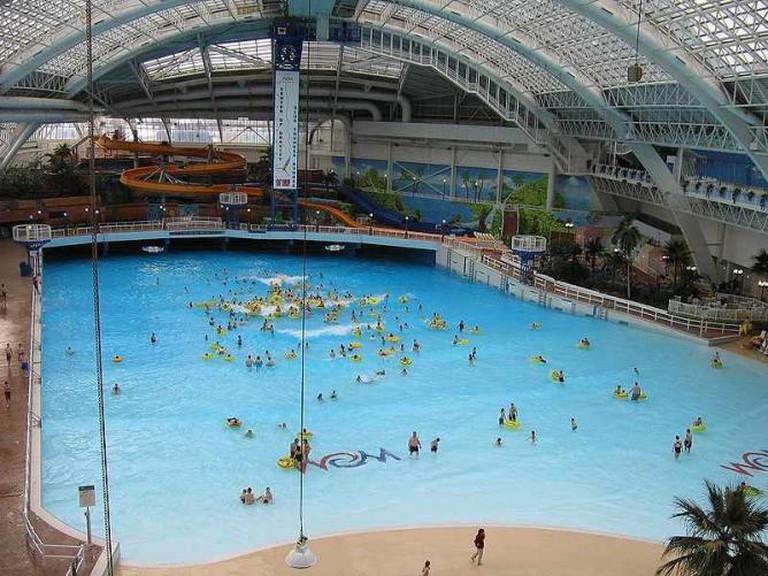 The World Waterpark - Edmonton