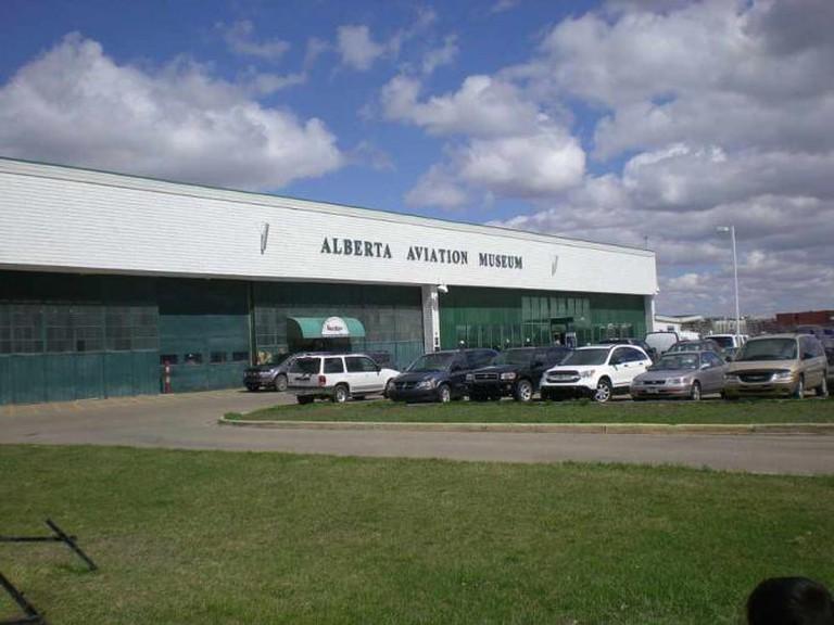 Alberta Aviation Museum