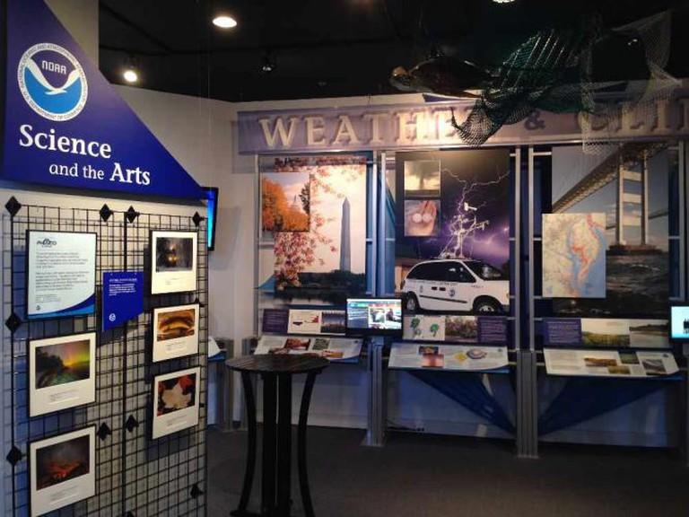 Exhibit | Courtesy of NOAA