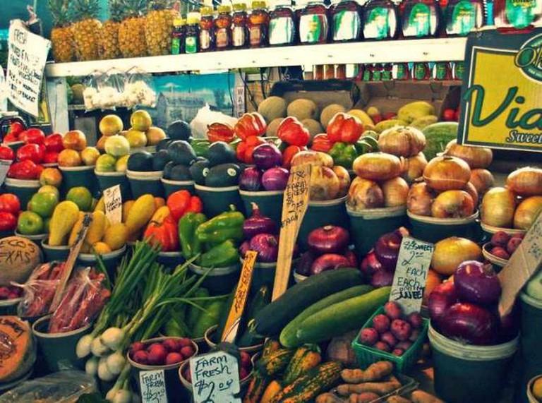 Regional Charlotte Farmer's Market © Allen Sheffield/Flickr