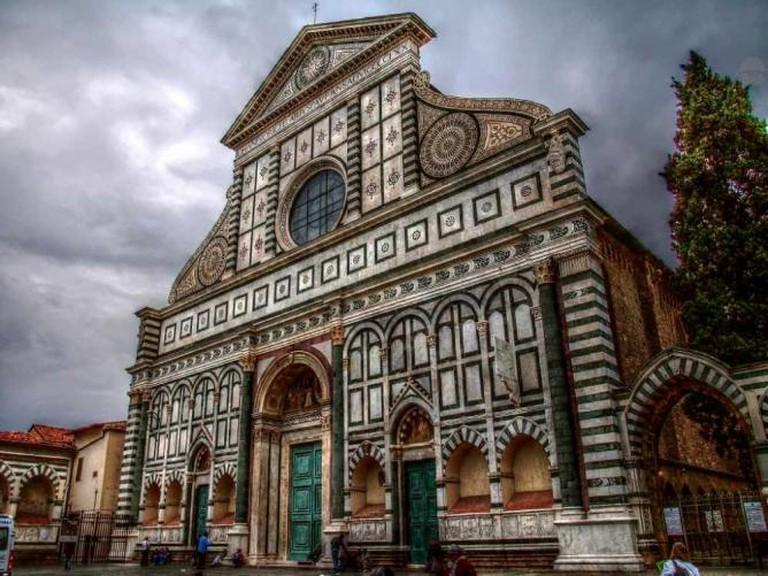 Santa Maria Novella | © nemomeini/Flickr