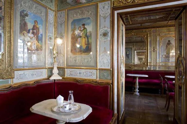 Caffe Florian | Image courtesy of Caffe Florian