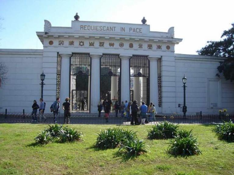 Recoleta Cemetery | Ⓒ Galio/WikiCommons