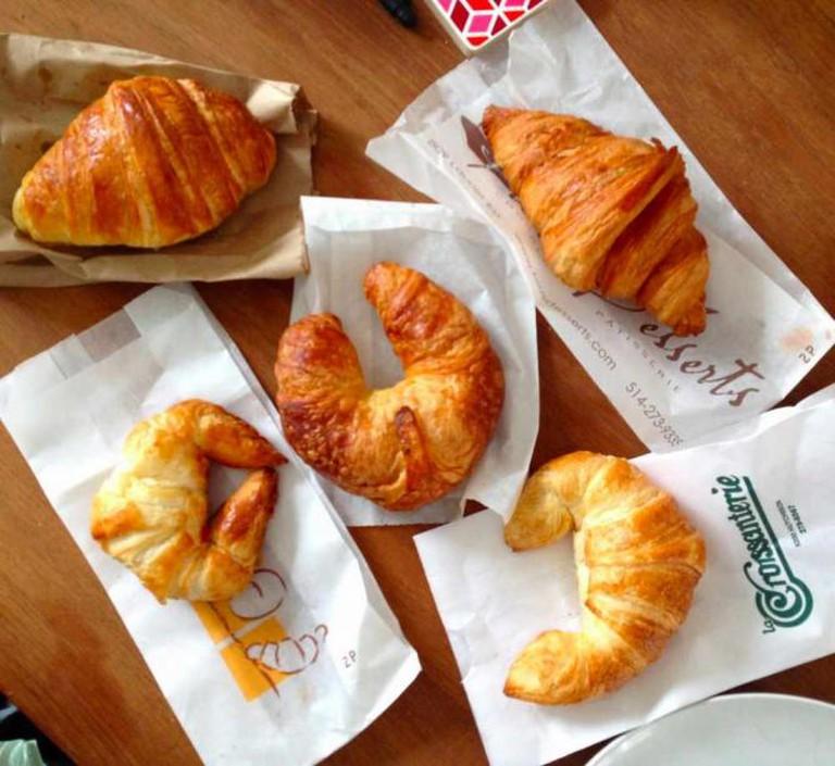 Croissants | © Anna Daneau