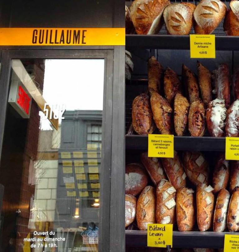 Boulangerie Guillaume | © Anna Daneau