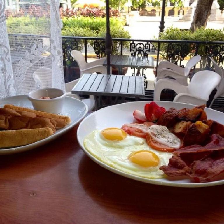 Breakfast at Café Berlin | Courtesy of Café Berlin
