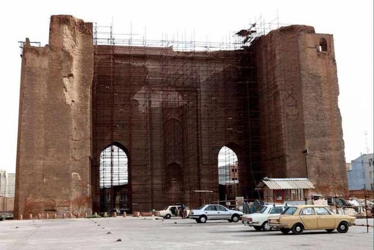 Tabriz Citadel