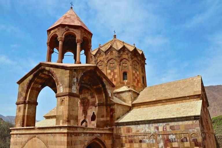 St Stephanos Monastery