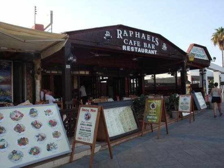 Raphael's Restaurant   Courtesy of Raphael's Restaurant