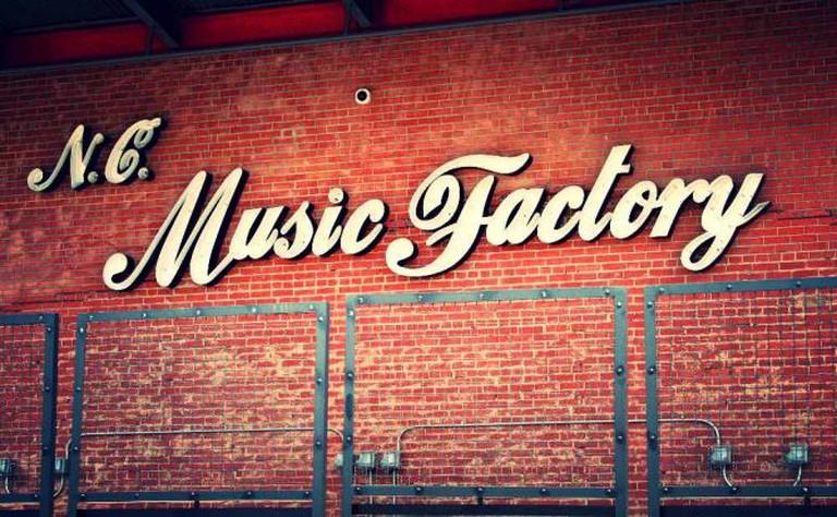 NC Music Factory