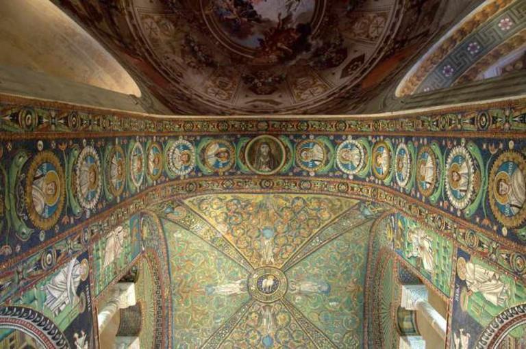 San Vitale in Ravenna | © Sgt. Pepper57/Flickr