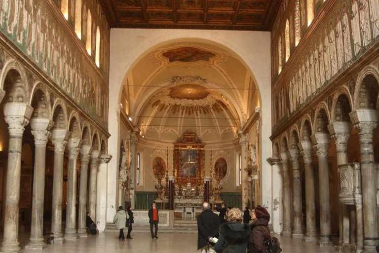 Basilica di Sant'Apollinare Nuovo | © Matthew Black/Flickr
